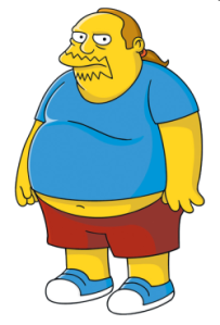 Comic Book Guy might even like it.